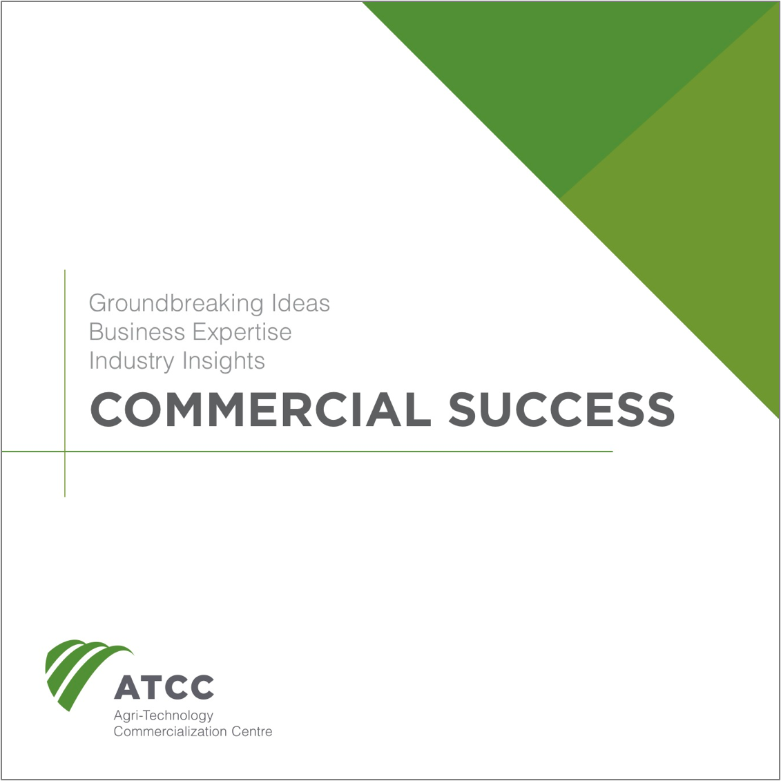 ATCC Brochure Cover